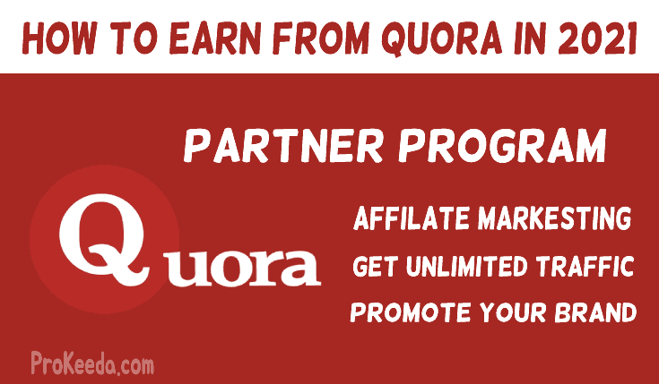 How to Make money from Quora. Download and install, Registration, join, Create an account.