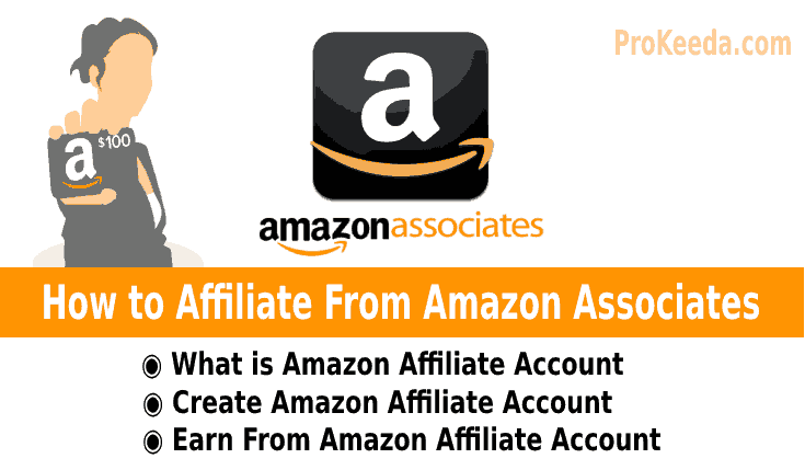 How to earn from amazon affiliate program 2021. create amazon account, earn money online, share link, sell product.