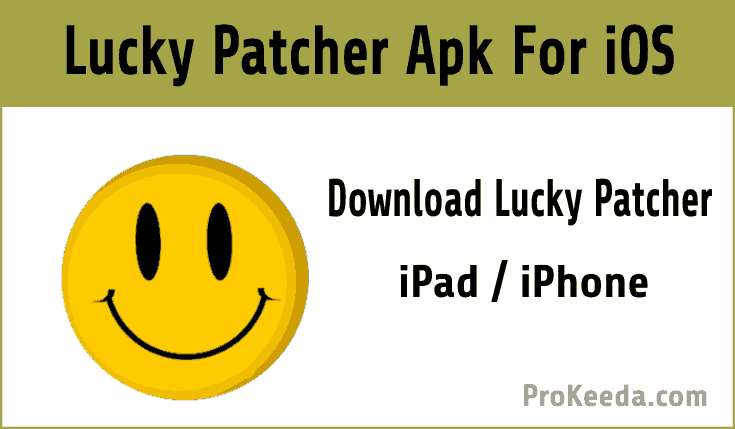 what is lucky patcher for iOS? download lucky patcher iOS Apk for iPad or iPhone. best alternatives and similar apps of lucky patcher iOS.