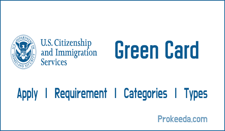 Green Card For USA residence and citizen people. this Card is compulsory to all USA member to live in America and another place. what is green card, how to apply, categories and cards types, live status check and all.
